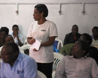ACRSP BMP Women in Aquaculture Workshop Aug 22, 2014 - Central Kenya